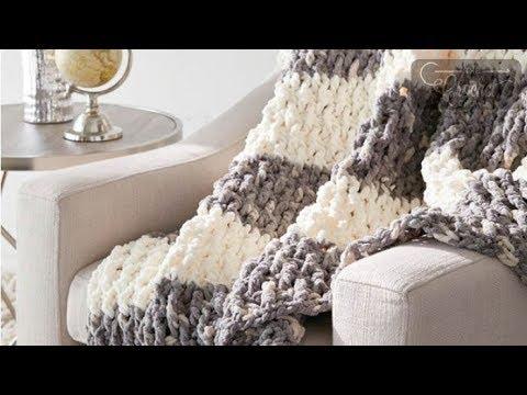 How to Crochet Blanket: Lush Life Afghan