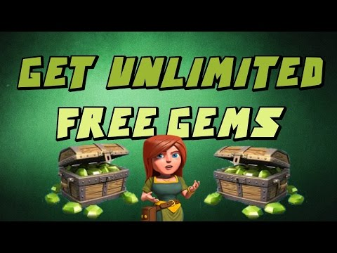 How to get FREE Clash of Clans GEMS - October 2015 | iOS and Android |