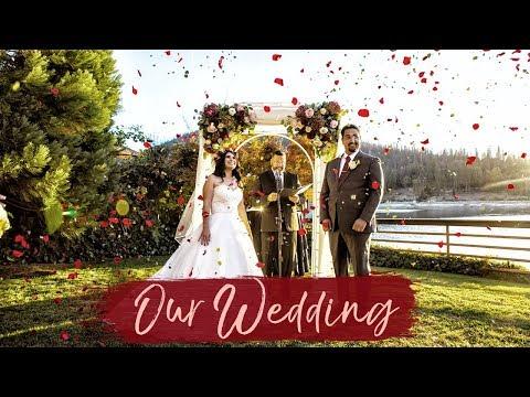 My Wedding ❤️ FALL WEDDING AT BASS LAKE