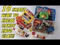 10 Smart Ways To Sneak Halloween Candy Into Class- School Life Hacks (Trick or Treat Ideas)