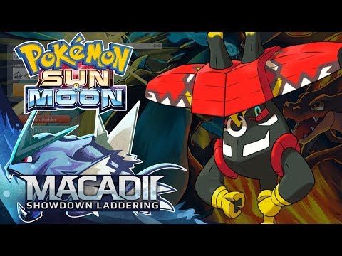 BANDED BULU DESTRUCTION!  - Pokemon Sun and Moon Showdown OU Laddering w. macadii (SuMo OU Live)