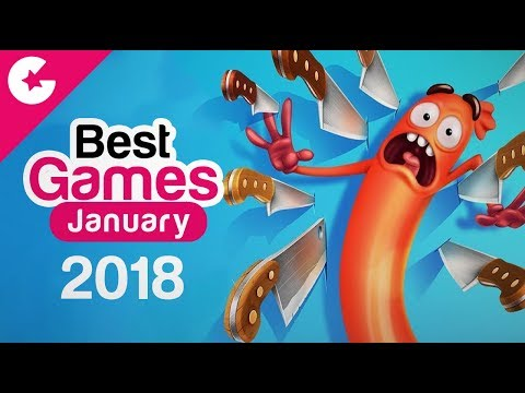 Top 10 Best Android/iOS Games - Free Games 2018 (January)