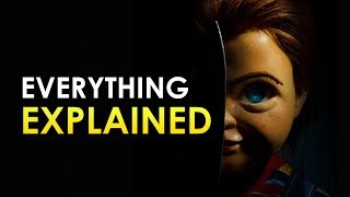 Download Chucky Reboot: Child's Play (2019): Everything We Know So Far Explained In 4 Minutes Video