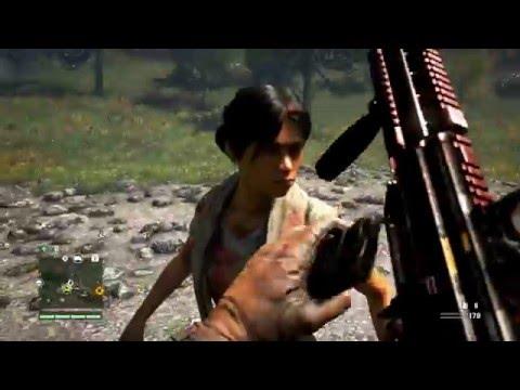 Far Cry 4 Easter Egg - God Civilian (Glitch!!)