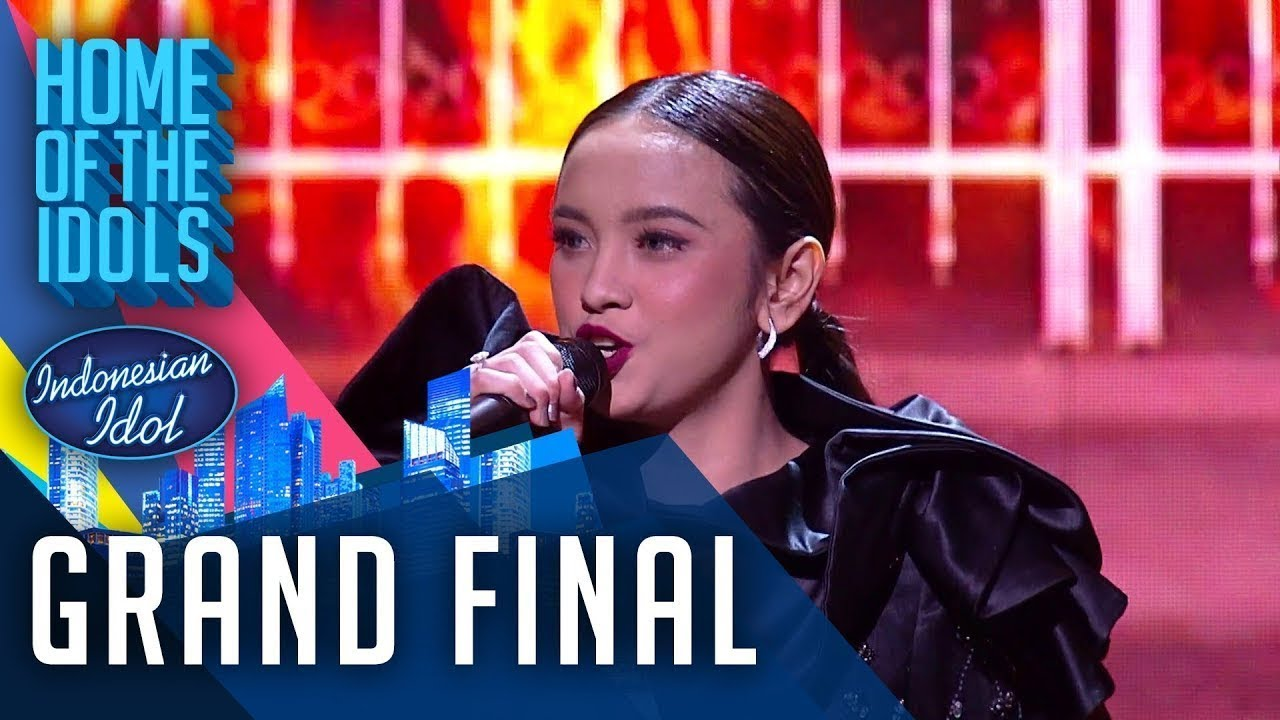 Download LYODRA - I'D DO ANYTHING FOR LOVE (Meat Loaf) - GRAND FINAL - Indonesian Idol 2020 MP3 Gratis