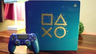 PS4 Days of Play Limited Edition Unboxing