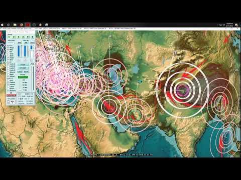 6/11/2018 -- Multiple M5.0 earthquakes strike in less than 1 day - Hawaii Mauna Loa + Kilauea update