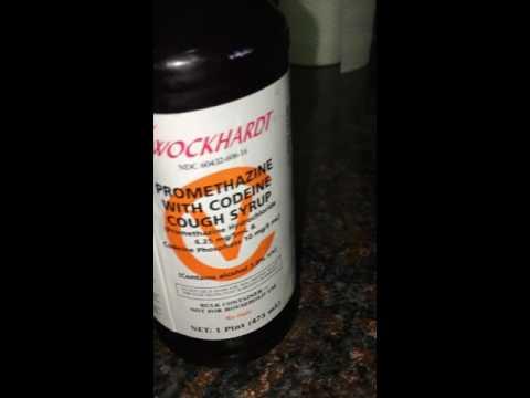 Syrup MGP sealed