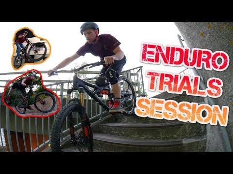ENDURO TRIALS SESSION!