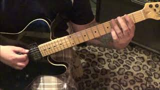 OLD DOMINION - HOTEL KEY - CVT Guitar Lesson by Mike Gross
