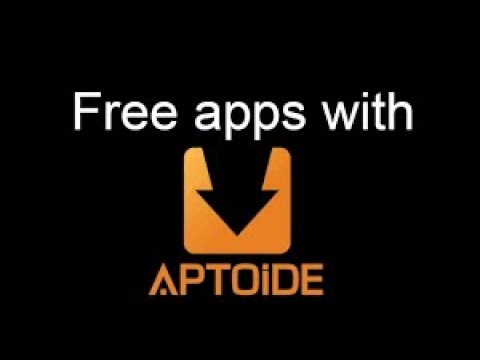How to download free paid apps for free (Android only) aptoide