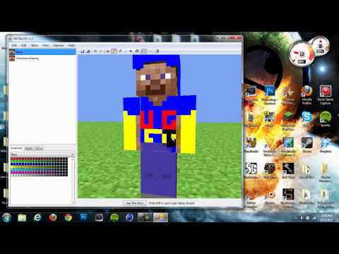 How To Make a Minecraft Skin (The Easiest Way) - MCSkin3D