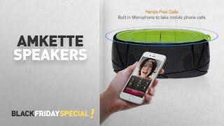 Amkette Trubeats Sonix 835BG Hi-Fidelity Bluetooth Speaker   Amkette Black Friday Deals