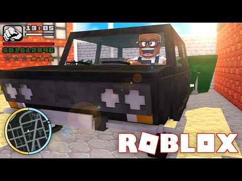 GRAND THEFT AUTO 5 IN ROBLOX