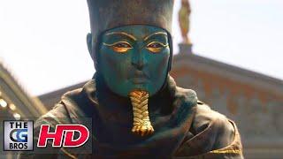 "CGI & VFX Showreels: ""Rigging TD Reel"" - by Aitzol Bilbao"