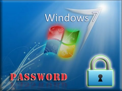 how to change the windows password without entering old  password