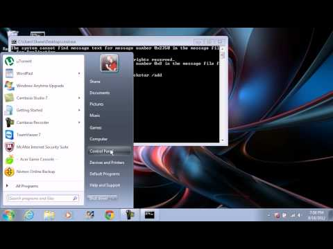How to hack for beginners using cmd