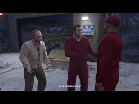 GTA V - What happen if we choose LOW CREW in JEWEL STORE JOB mission ??!