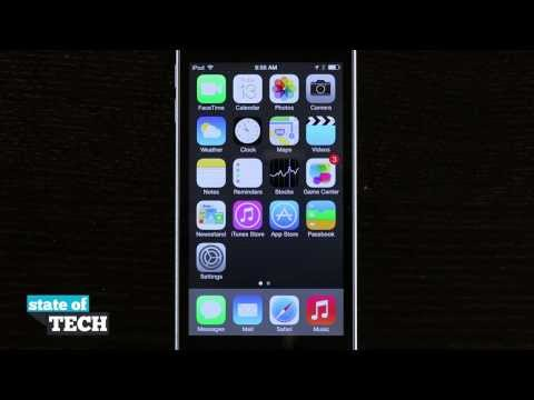 iPod Touch Beginners Guide - Setting Up Your iPod Touch for the First Time