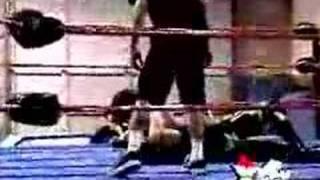 Dynamite D Vs. Kid Kaos Xpw Asylum Match