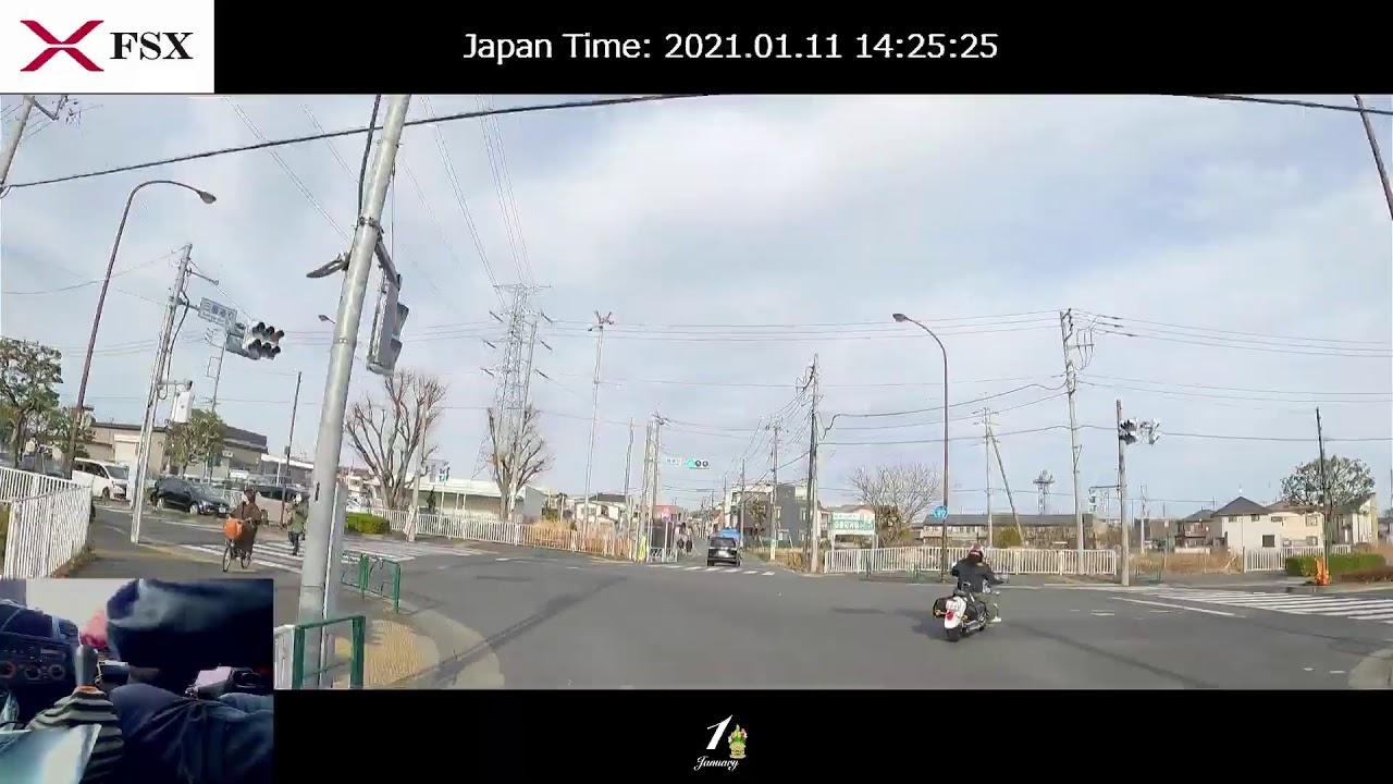 【緊急事態宣言発令中】東京都内移動ライブカメラ【FSX公式】/ Tokyo City Live Camera