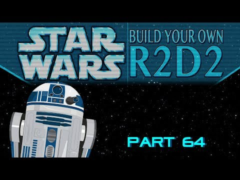 DeAgostini Build Your Own R2D2 Part 64: WEDDING DAY!