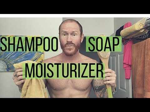 The best Shampoo, Soap and Moisturizer for naturally healing eczema and dermatitis