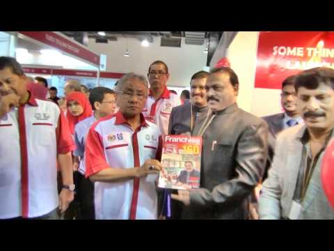 French Fried Chicken Malaysia Franchise Exhibtion