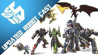 Transformers 5 - Robot Cast (Updated)