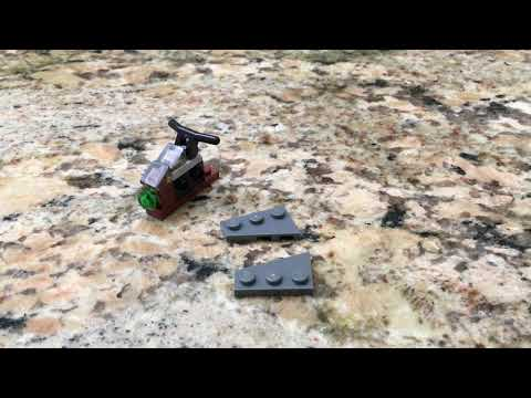 How to build a LEGO jet ski !!!!!