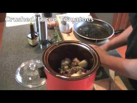 Venison Slow Cook Recipe