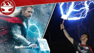 CATCHING LIGHTNING WITH THOR