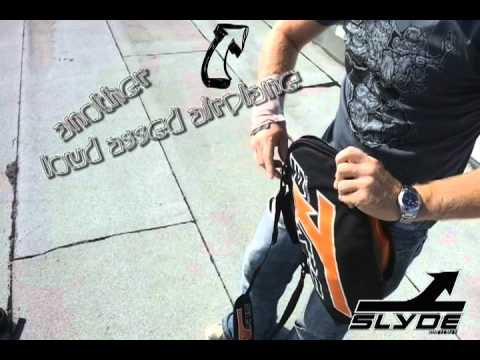 Slydehandboards handplane board bag