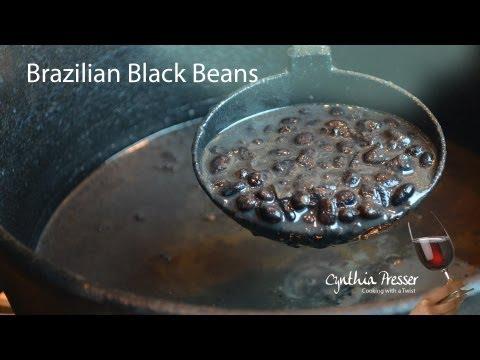 Brazilian Black Beans Introduction - Cynthia Presser