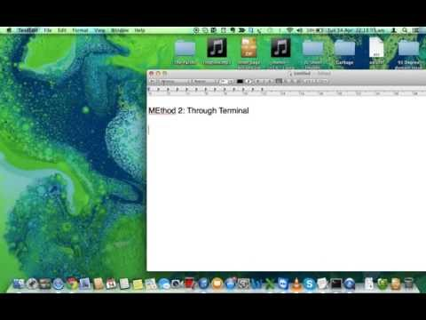 Mac Tutorial 101: Finding your system IP Address