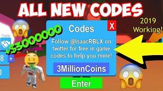 roblox mining simulator code token