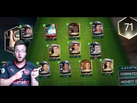 FIFA Mobile 18 How To Build Your Team! The Best Budget Beasts And Starting Players To Pick Up!