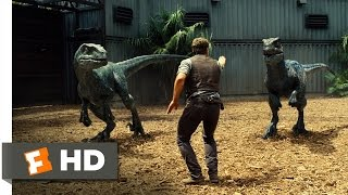 Jurassic World (2015) - Stand Down Scene (1/10) | Movieclips