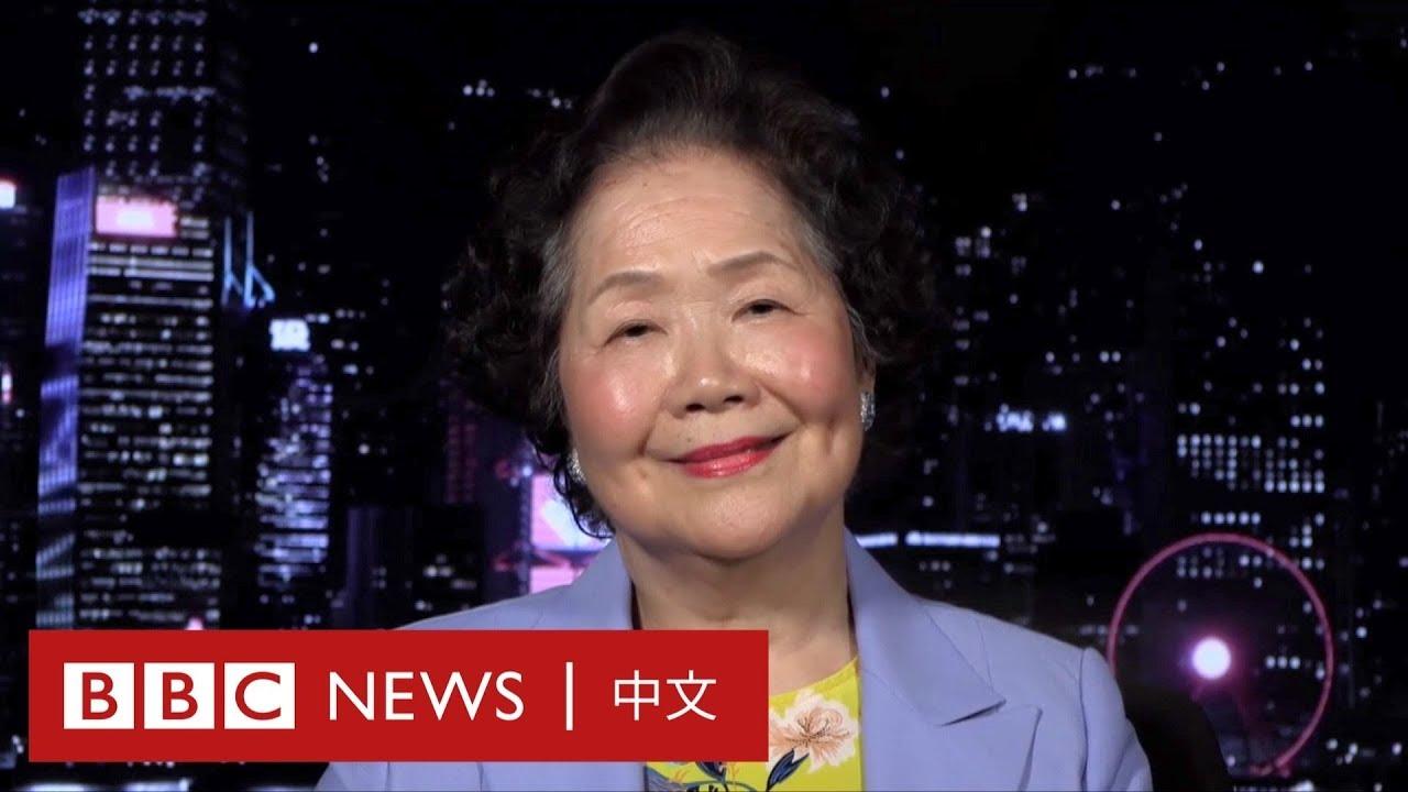 香港示威:陳方安生稱中國大陸可借鑒香港模式擁抱普世價值- BBC News 中文