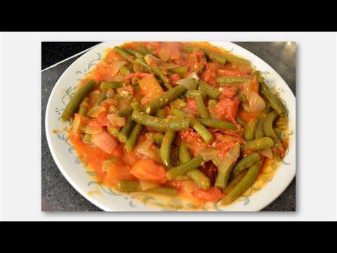 Lebanese Green Beans