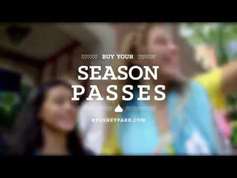 2015 Hersheypark Season Pass