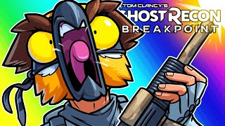 Ghost Recon Breakpoint Funny Moments - Stealth Them Loudly!