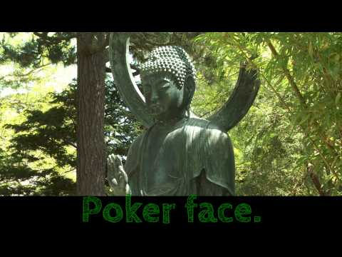 How To Get A Good Poker Face.