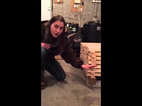 WoodFacts How to avoid cracking in lumber drying.