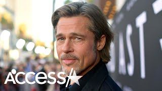 Brad Pitt Shuts Down Rumors About His Love Life: 'None Of It's True'