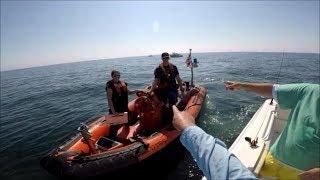 Oh No! The Coast Guard!
