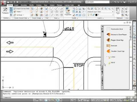 Dynamic Blocks for Traffic Control Plans