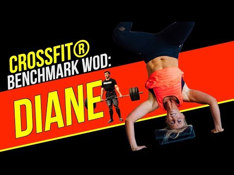 Diane CrossFit®️ Workout: Tips To Get Your Best Time!