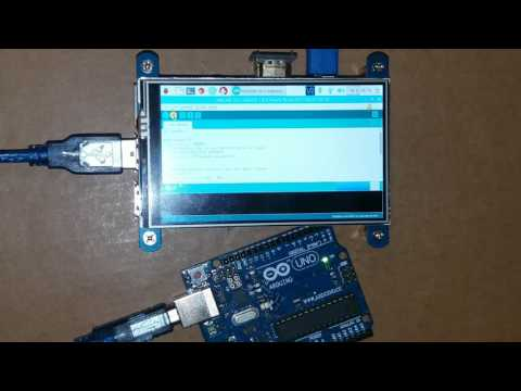 Simple serial read/write between Raspberry Pi and Arduino via USB