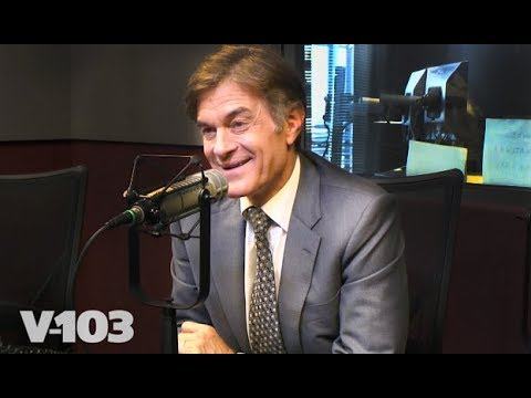 Dr Oz. Weighs In On Vegan Hype After 'What The Health' Documentary